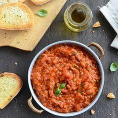 Fresh Tomato Dipping Sauce