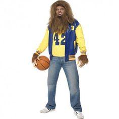Costume homme loup garou Teen Wolf
