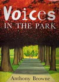 Voices In The Park - Anthony Browne metafictive picture book. Story told 4 times from 4 different viewpoints. Reading Strategies, Reading Activities, Reading Skills, Reading Comprehension, Reading Resources, Literacy Activities, Comprehension Strategies, Visual Literacy, Reading Response