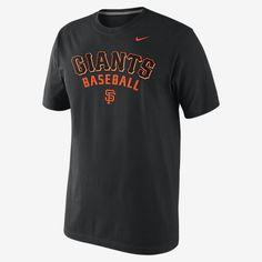 Nike Practice (MLB Giants) Men's T-Shirt