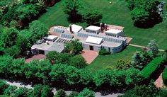 The home of director Steven Spielberg is truly picture-perfect. The East Hampton, N.Y., estate is valued at 25 million and reportedly features a state of the art film studio (of course!), stables and a guest house.