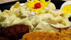 Majonézes burgonyasaláta ( krumplisaláta)