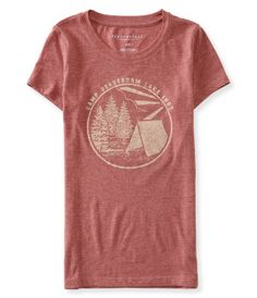 Lake Aero Graphic T -