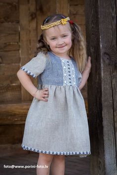 Girls Linen Dress. VeGirls Linen Dress. Very soft natural linen girl's sleeveless summer dresses. https://www.etsy.com/listing/189317400/girls-linen-dress-very-soft-natural?ref=related-3