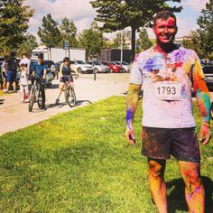 Color Run, Eray Önler Running, Places, Color, Keep Running, Colour, Why I Run, Lugares, Colors