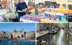 Vegan in Amsterdam