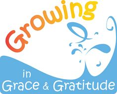 Growing in Grace & Gratitude Teacher Logo, Sunday School Curriculum, Grow In Grace, Welcome Letters, Gratitude, Faith, Lettering, Writing, This Or That Questions