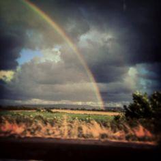 Rainbow, Cornwall