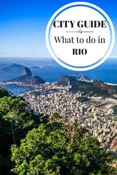 What to do in Rio de Janeiro, where to stay, what to eat and other great tips on visiting Brazil's famous city.