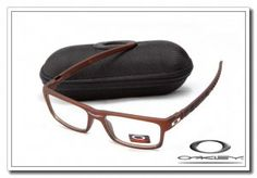Oakley currency sunglasses brown / clear iridium