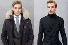 Windsor. Autumn/Winter 2015 Men's Lookbook | FashionBeans.com