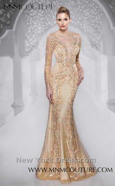 MNM Couture 9555 Dress - NewYorkDress.com