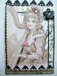 Vintage Harp ATC