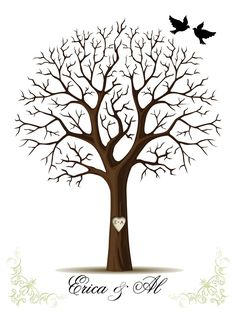 tree without leaves silhouette - Google Search