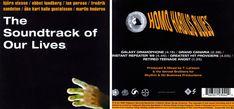 The Soundtrack of Our Lives, cover (graphic design, logo, design concept) Grand Canaria, Logo Design, Graphic Design, Greatest Hits, Our Life, Soundtrack, Concept, Cover, Visual Communication