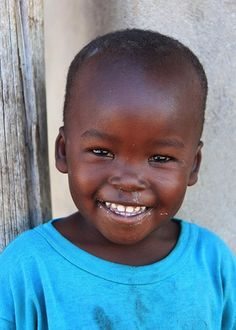 Good looking boy from Tanzania, Africa