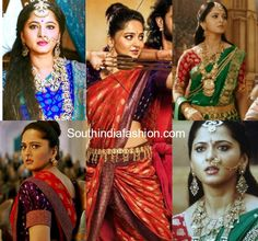 Anushka Shetty as Princess Devasena in Baahubali 2: The Conclusion