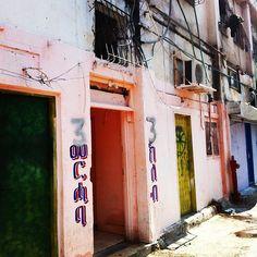Slums of Tel Aviv