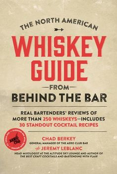 the-north-american-whiskey-drinkers-guide-by-chad-berkey http://www.bookscrolling.com/the-best-whisky-bourbon-and-brandy-books/