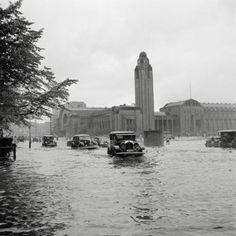 Helsinki flooding