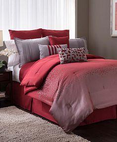 Adajio 10 Piece King Comforter Set - Bed in a Bag - Bed & Bath - Macy's
