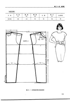 simple dress #sewing #patternmaking #dressmaking