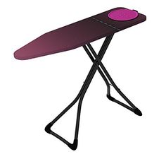 The #Minky Hot Spot Pro is a sturdy family sized  ironing board designed to be compact when folded, for easy handling and storage.  For extra convenience  the mo...
