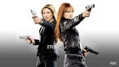 Really good show.-anna torv played two characters. Olivia and Fauxlivia