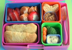 pizza pocket Laptop Lunches by anotherlunch.com, via Flickr