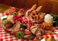 If you like German food...check out these places!