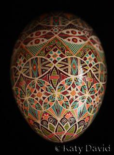 Friday Egg: Latent Beginnings ©Katy David. For more information, go to: http://katydavidart.blogspot.com/2015/01/friday-egg-latent-beginnings.html