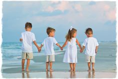 family beach photography - Google Search