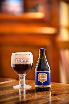 Cerveza Chimay Azul – Auténtica cerveza trapense - Cerveza belga