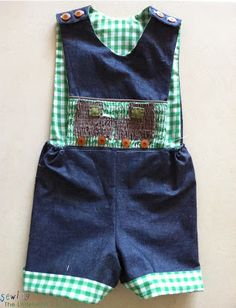Free Sewing Patterns for Boys: Free Boy Patterns