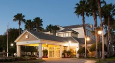 Hilton Garden Inn Orlando Airport Orlando Conveniently located 1.6 km from Orlando International Airport, this hotel offers helpful services such as free airport shuttle service as well as comfortable guestrooms near the Lake Nona Medical City.