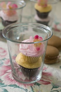Sweets for the sweet. This is one of the Jelly Jars inspired from my personal collection. You can get a set of six at www.MatthewMeadCollection.com
