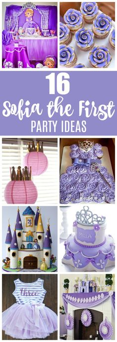 16 Sofia the First Party Ideas | Pretty My Party