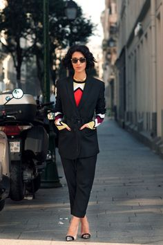 #Yasmin Sewell in #Paris#gday