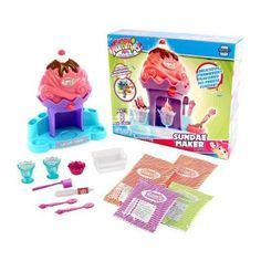 Yummy Nummies Kids Ice Cream Maker Sundae Kids Crafts Cooking Set Boys Girls New… Kitchen Magic, Mini Kitchen, Toys For Girls, Kids Toys, Sundae Kids, Strawberry Ice Cream, Bitty Baby, Maker, Disney Toys