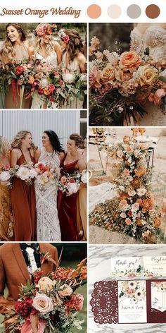Dream Wedding, Wedding Day, Wedding Blog, Sunset Wedding Theme, Perfect Wedding, Wedding Events, Wedding Songs, Gown Wedding, Wedding Programs