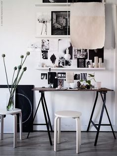 By Joey Cupelli What better way to increase your productivity than with a workspace that keeps you seated from sheer inspiration overload? Take a page from these skillfully curated offices, and make t
