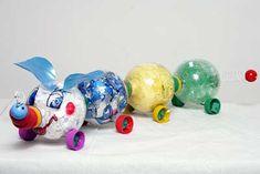 brinquedos reciclados.