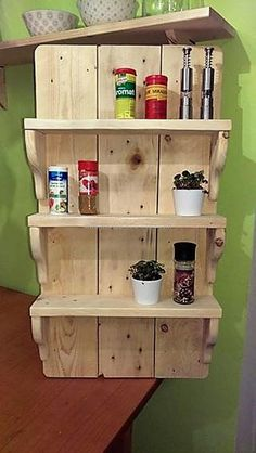 pallets shelf plan