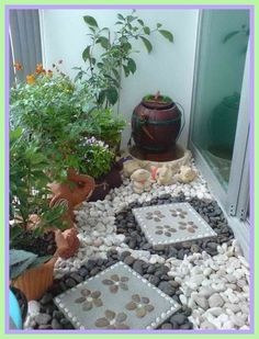 Balcony Plants cozy-#Balcony #Plants #cozy Please Click Link To Find More Reference,,, ENJOY!! Balcony Herb Gardens, Small Balcony Garden, Small Balcony Decor, Balcony Plants, Outdoor Balcony, Balcony Design, Balcony Door, Balcony Railing, Balcony Ideas