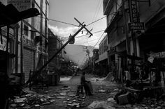 Haiti: A Year Later by Carlos Cazalis