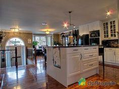 Split-foyer kitchen remodel                              …