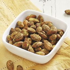 Find more healthy and delicious diabetes-friendly recipes like Curried Almonds on Diabetes Forecast®, the Healthy Living Magazine.