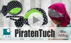 Piratentuch Tutorial