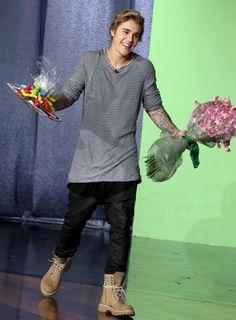 Mas Feliz Que Nunca :') <3 Justin Bieber♥☺