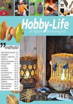 Hobby-Life nr. 1-2016 Hobby-Life nr. 3-2016